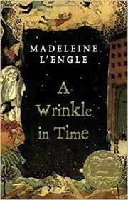 95.	A Wrinkle in Time by Madeleine L'Engle