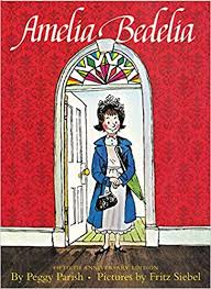 45.	Amelia Bedelia by Peggy Parish