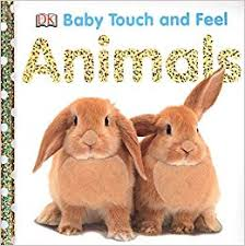 15. Baby Touch and Feel: Animals by DK