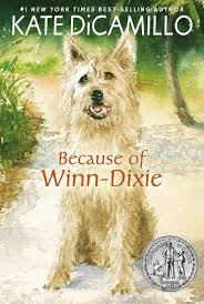 86.	Because of Winn-Dixie by Kate DiCamillo