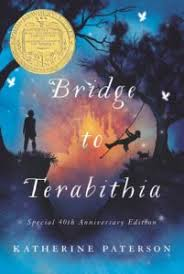 87.	Bridge to Terabithia by Katherine Paterson