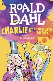 84.	Charlie & the Chocolate Factory by Roald Dahl