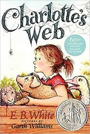 81.	Charlotte's Web by E.B. White