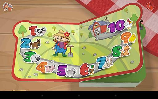 Farm 123 - StoryToys Jr