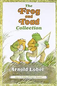 54.	The Frog and The Toad Collection by Arnold Lobel