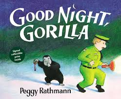 13. Good Night, Gorilla by Peggy Rathmann