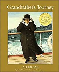 67.	Grandfather's Journey by Allen Say