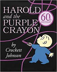 50.	Harold and the Purple Crayon by Crockett Johnson