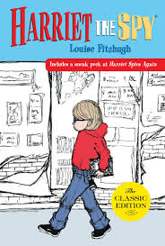 88.	Harriet the Spy by Louise Fitzhugh