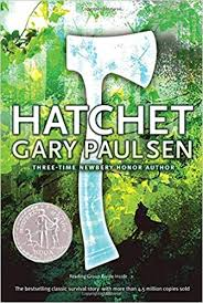 93.	Hatchet by Gary Paulsen