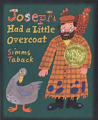 72.	Joseph Had a Little Overcoat by Simms Taback