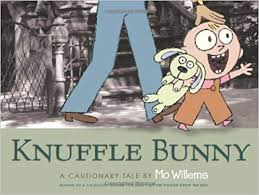 28.	Knuffle Bunny: A Cautionary Tale by Mo Willems