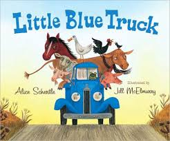 Little Blue Truck by Alice Schertle and Jill McElmurry