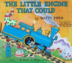 25.	The Little Engine That Could by Watty Piper
