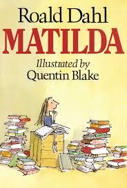 91.Matilda by Roald Dahl