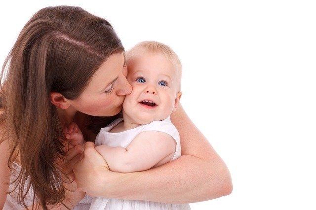 Mom Loves Baby