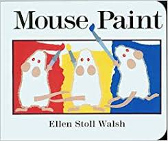 40.	Mouse Paint by Ellen Stoll Walsh