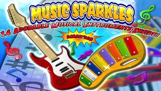 Music Sparkles