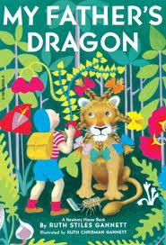 63.	My Father's Dragon by Ruth Stiles Gannett