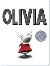 52.	Olivia by Ian Falconer
