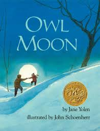 29.	Owl Moon by Jane Yolen