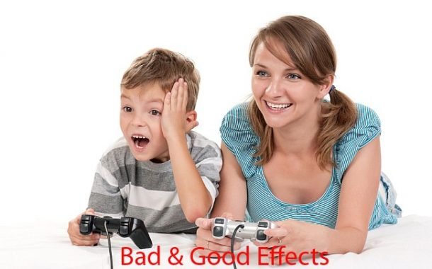25+ Positive and Negative Effects of Video Games - Raise Smart Kid