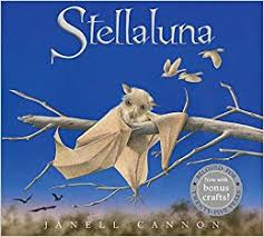 26.	Stellaluna by Janell Cannon
