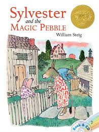 64.	Sylvester and the Magic Pebble by William Steig