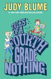 92.	Tales of a Fourth Grade Nothing by Judy Blume