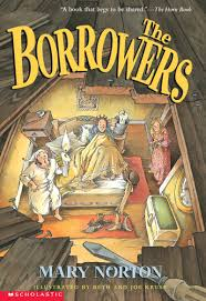 70.	The Borrowers by Mary Norton