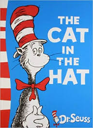 22.	The Cat in the Hat by Dr. Suess