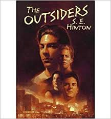 98.	The Outsiders by S. E. Hinton