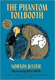 96.	The Phantom Tollbooth by Norton Juster