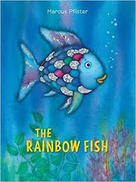 9. The Rainbow Fish by Marcus Pfister