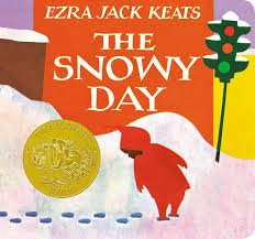 19.	The Snowy Day by Ezra Jack Keats