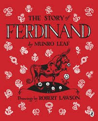 30.	The Story of Ferdinand by Munro Leaf