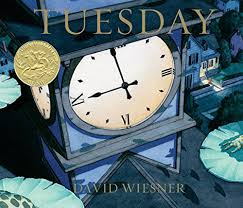 58.	Tuesday by David Weisner