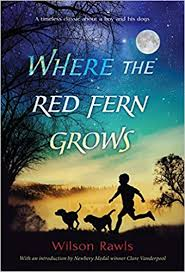 100.	Where the Red Fern Grows by Wilson Rawls