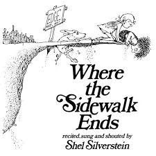 49.	Where the Sidewalk Ends by Shel Silverstein
