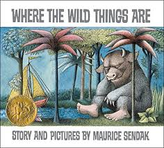 44.	Where the Wild Things Are by Maurice Sendak